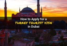how to apply turkey tourist visa dubai