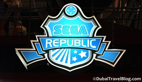 sega republic dubai mall