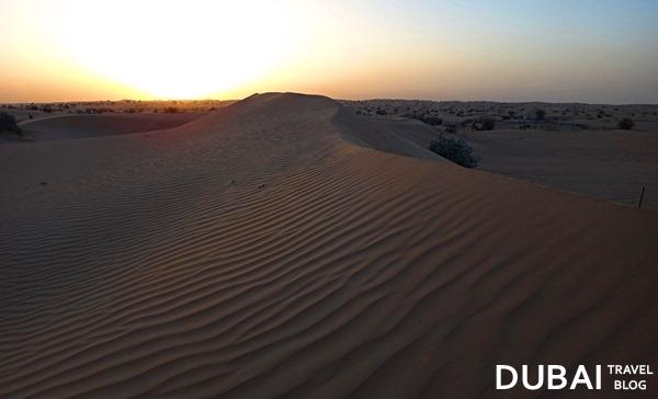 desert dunes dubai