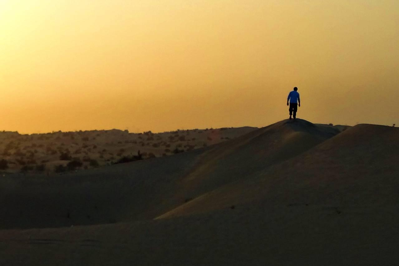 desert safari dubai adventure