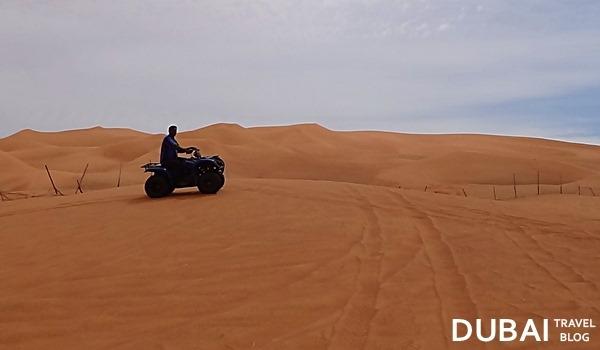 sand buggy desert safari