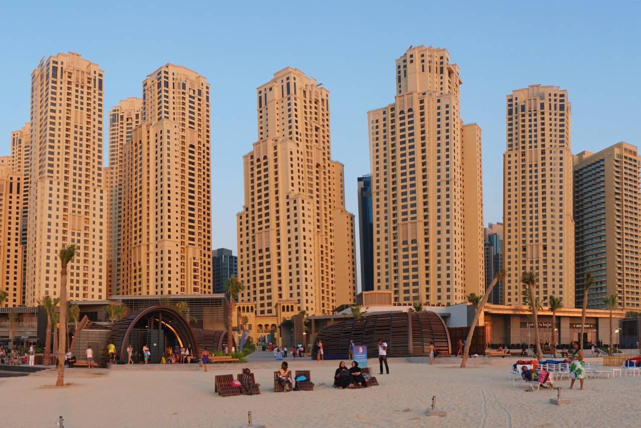 Hotel Jumeirah Beach Residence
