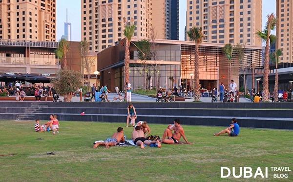 the beach jumeirah beach residence