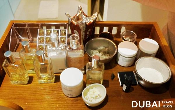 arabian gold ritual dubai spa