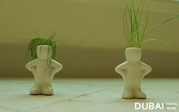 dubizzle figurine plants