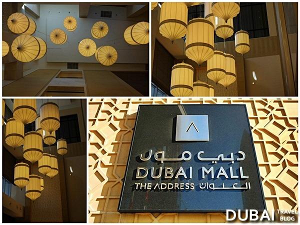 the address dubai lanterns