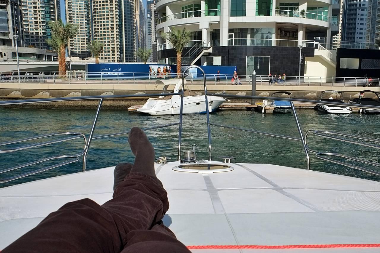 luxury yacht dubai marina