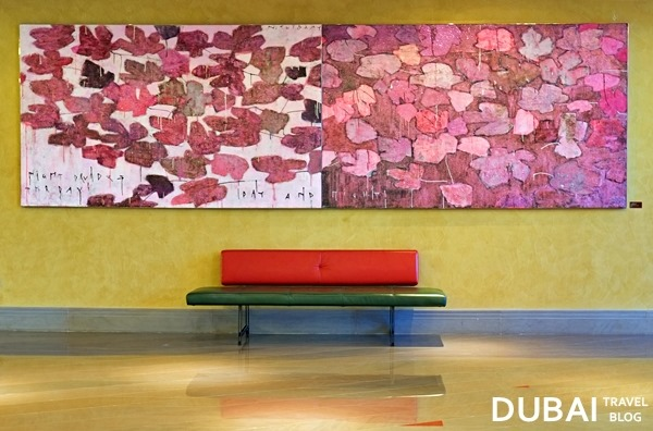dubai art jumeirah creekside hotel