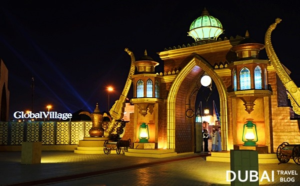 dubai global village