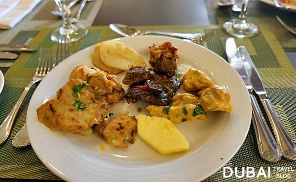 buffet brunch al ain