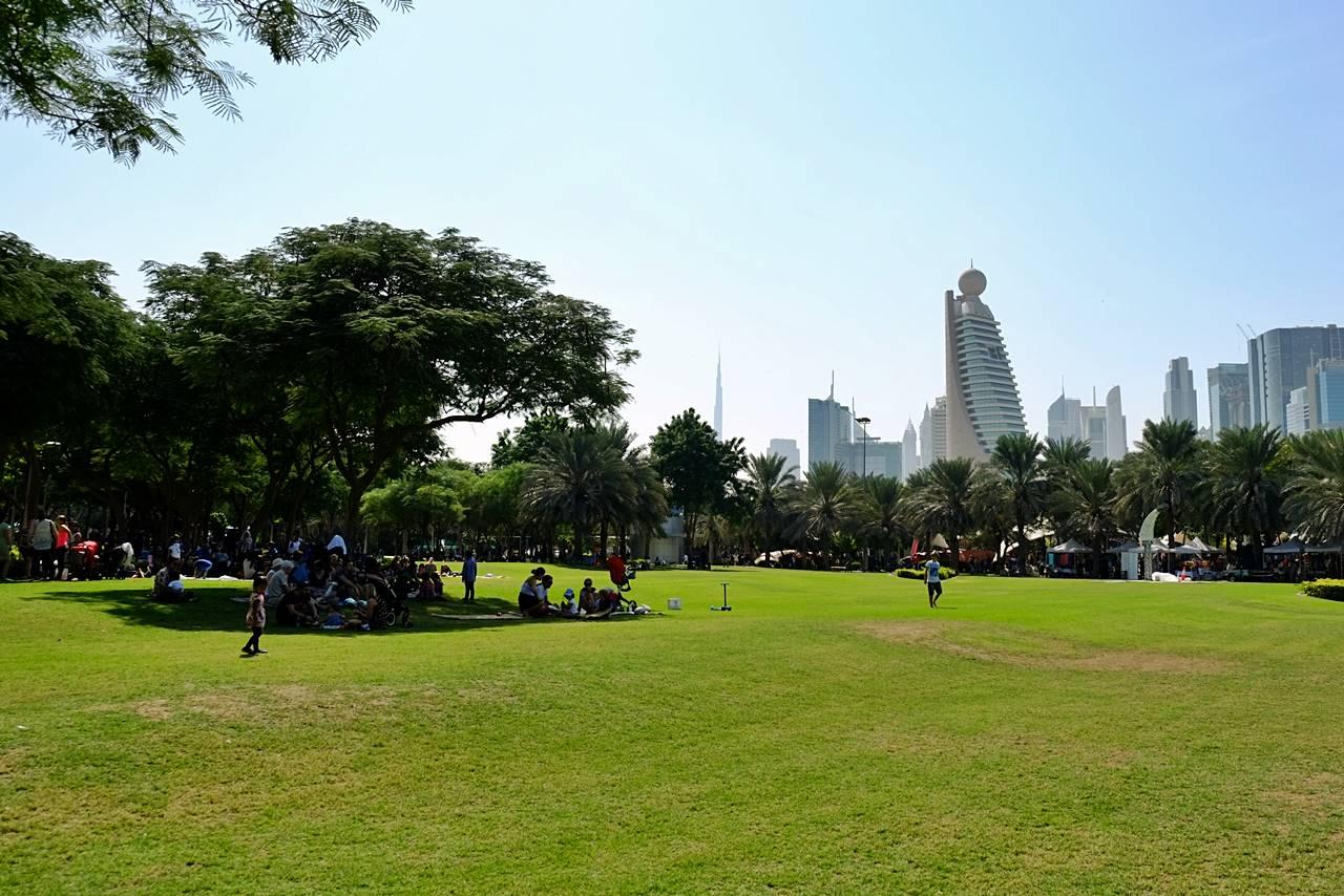 parks in dubai