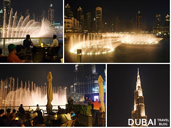 dubai fountain madeleine