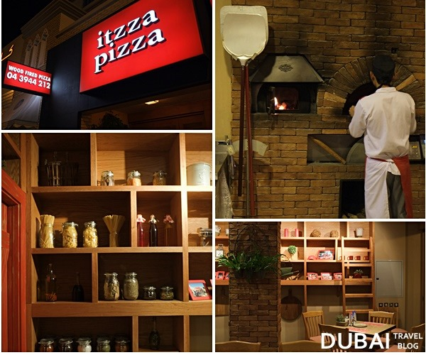 itzza pizza uae