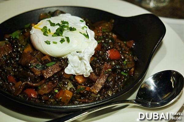 madeleine cafe dubai appetizer