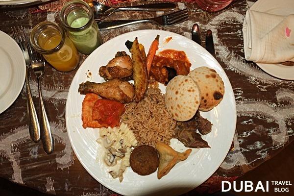 liwan buffet dubai
