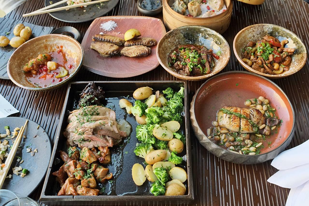 asia asia dubai marina pier 7 friday brunch