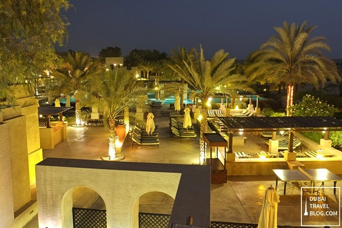bab al shams at night