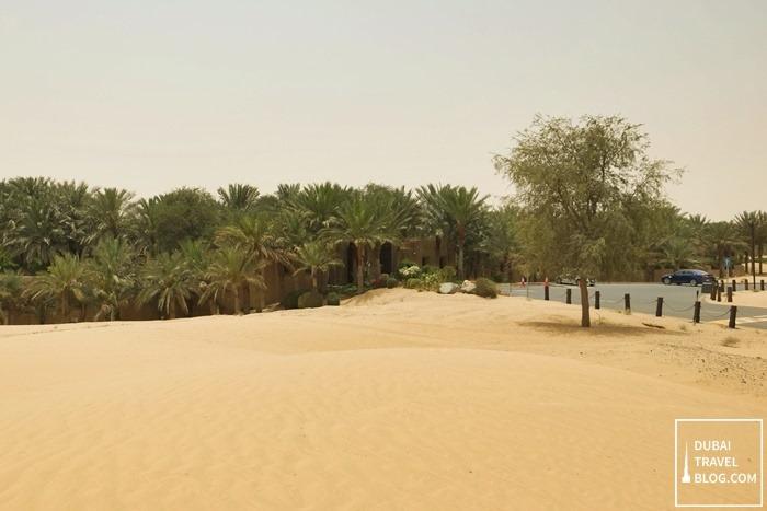 bab al shams oasis dubai