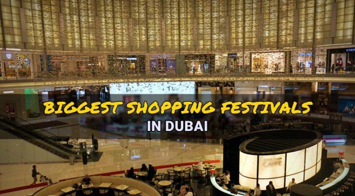 best shopping festivals dubai