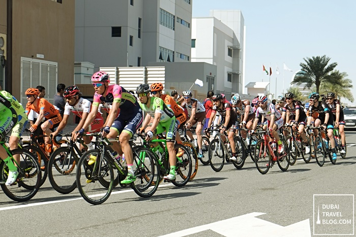 cycling dubai