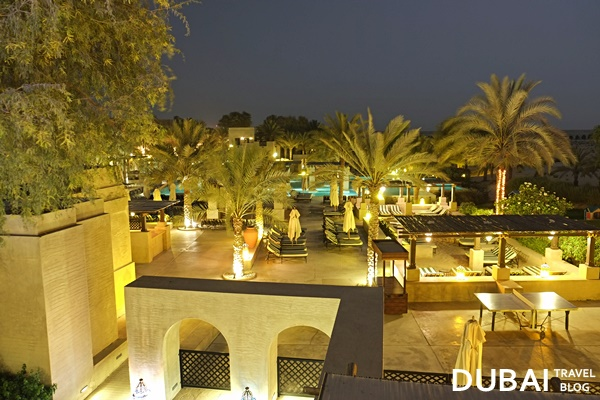 night bab al shams