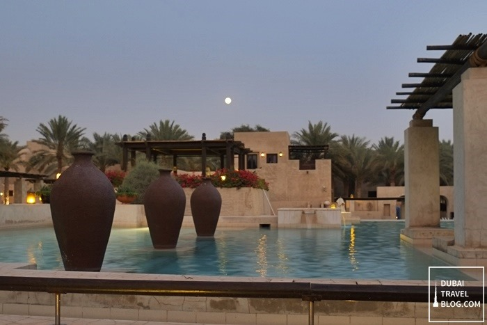 swimming pool bab alshams
