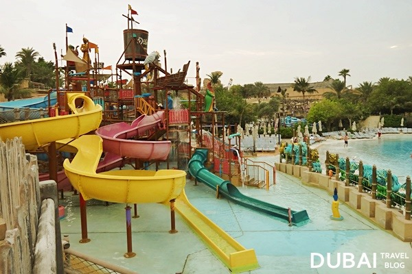 wild wadi children park