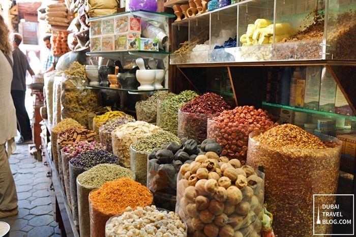 spice souk in old dubai