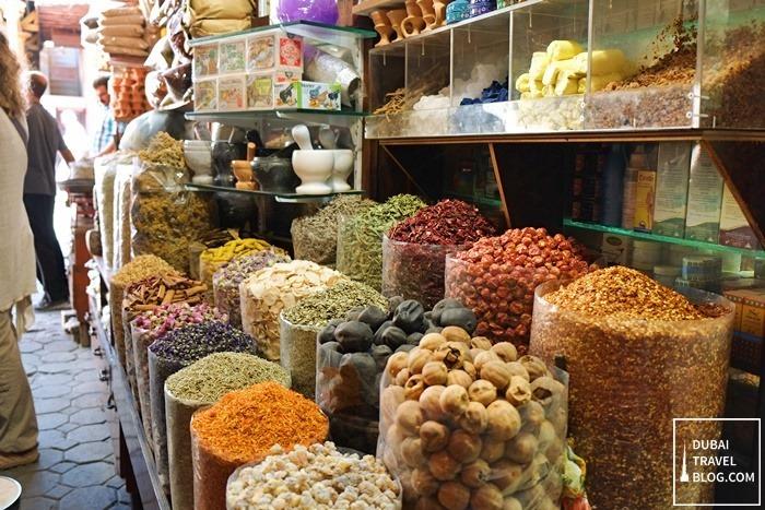 spice souk in old dubai