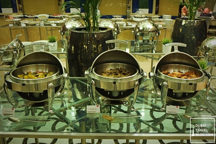 arabesque cafe buffet dubai