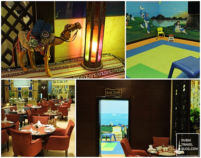 kids zone arjaan by rotana