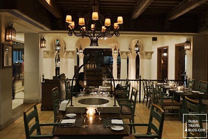pachanga restaurant at hilton jbr