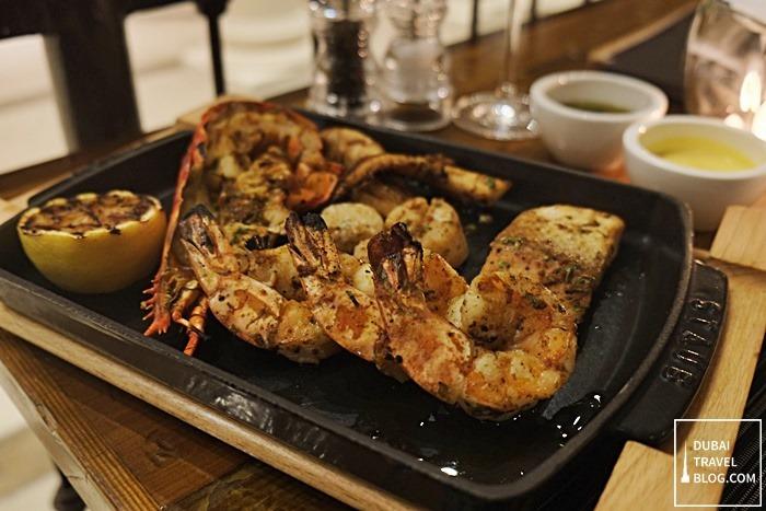 seafood grill pachanga dubai