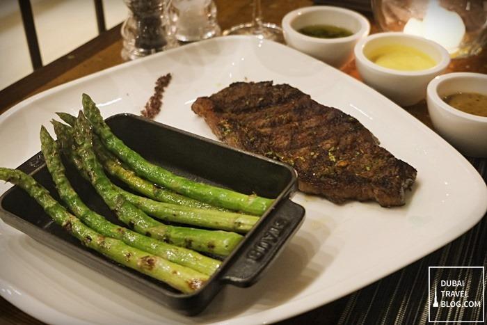 sirloin steak pachanga restaurant
