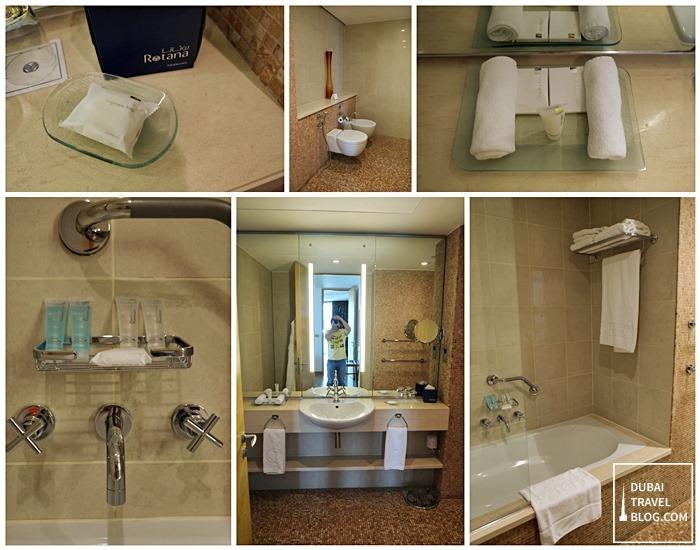 Burjuman Arjaan bathroom