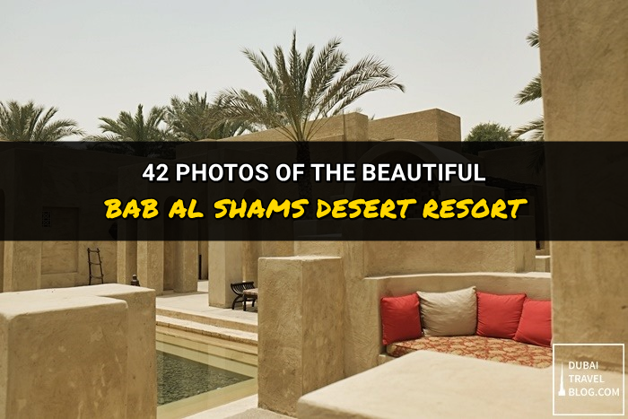 bab al shams desert resort photos