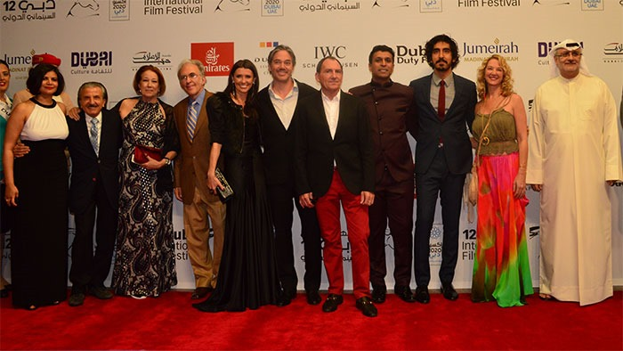 Cast-and-Crew-of-The-Man-Who-Knew-Infinity-at-the-Red-Carpet-event.-Photo-by-Kanchan-Megchiani