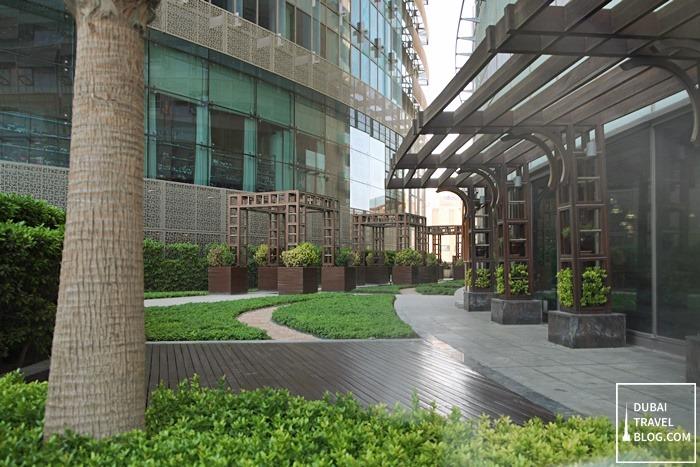 burjuman arjaan courtyard
