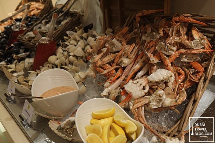 fresh seafood bar nosh restaurant