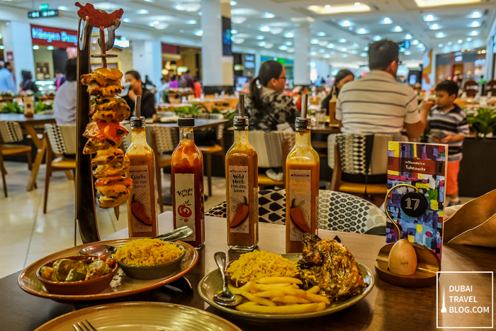 Nandos deira city center branch