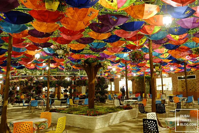 cafeteria in dubai miracle garden