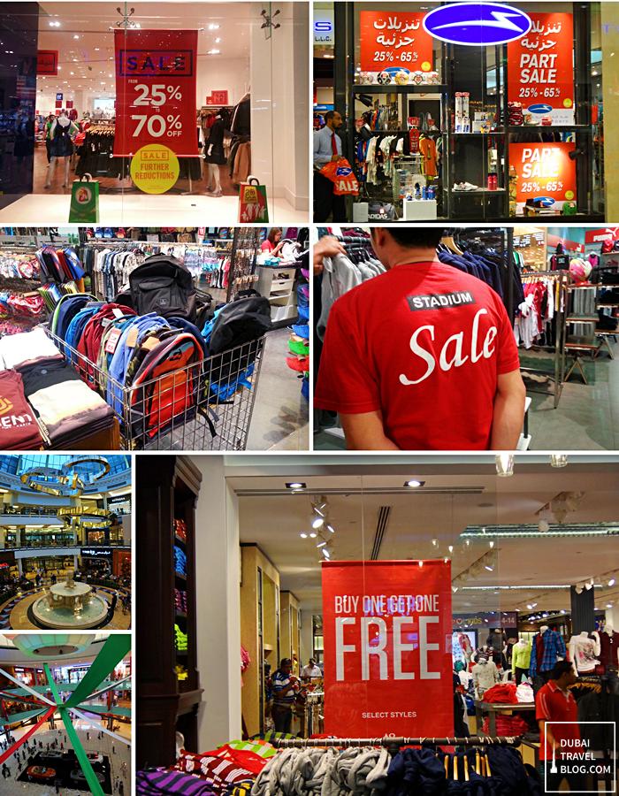 dubai shopping festival malls