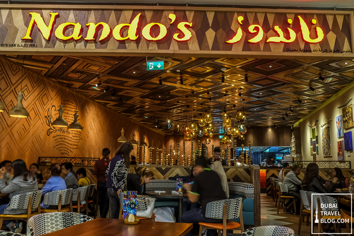 nandos dubai deira city center mall