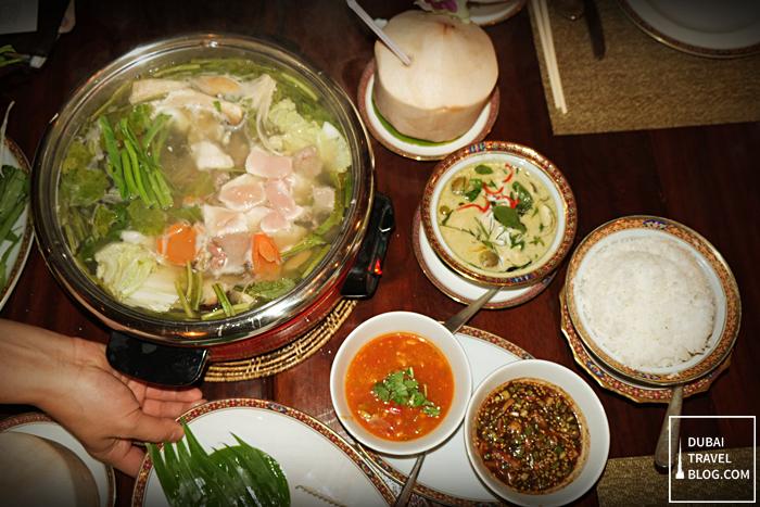 thai cuisine benjarong dubai