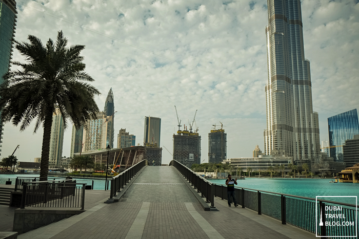 burj plaza downtown