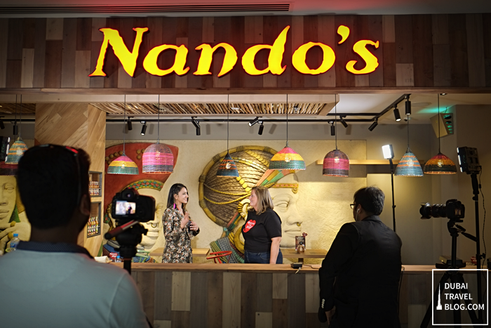 nandos 101 great places to eat out in UAE