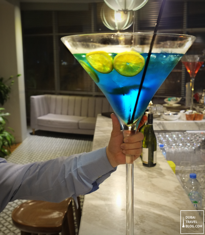 Al Maeda Mega drink DoubleTree by Hilton JBR