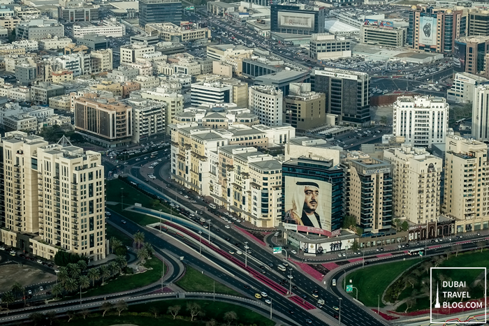 aerial photos of dubai