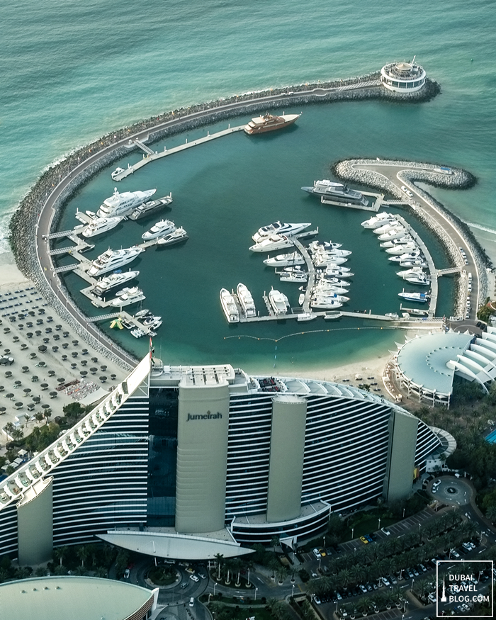 jumeirah beach hotel top photo