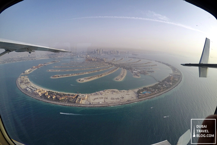 jumeirah palm islands